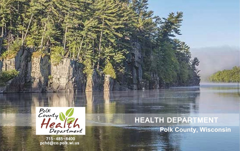 Polk County Health Dept  - Home